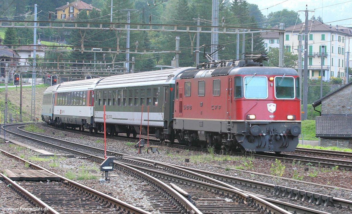 Sbb Train Travel