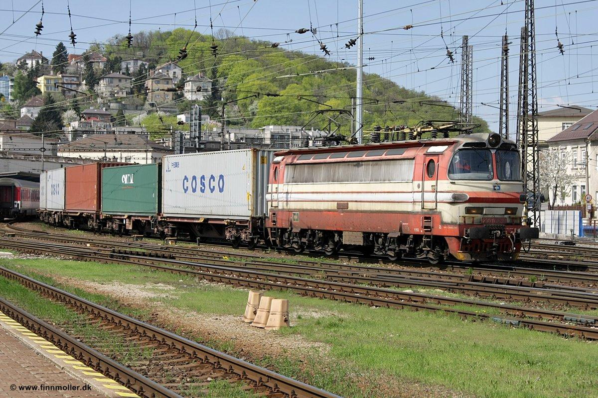 Train Travel In Czech Republic