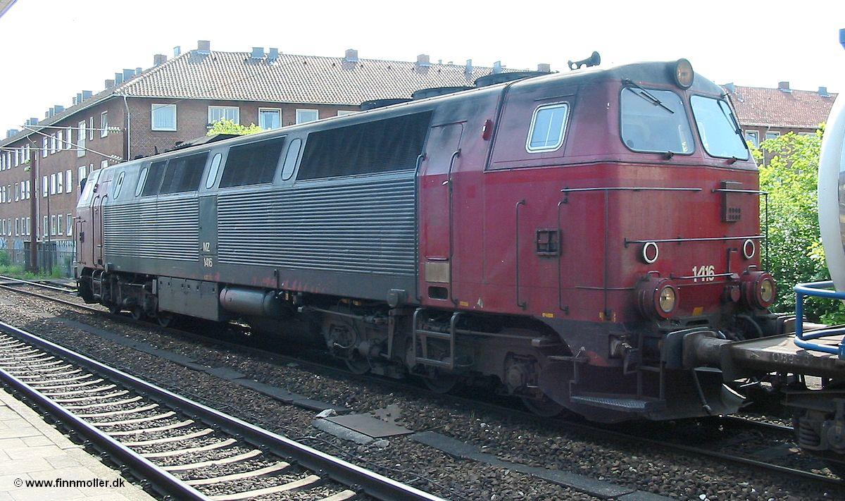 Travel Denmark Train