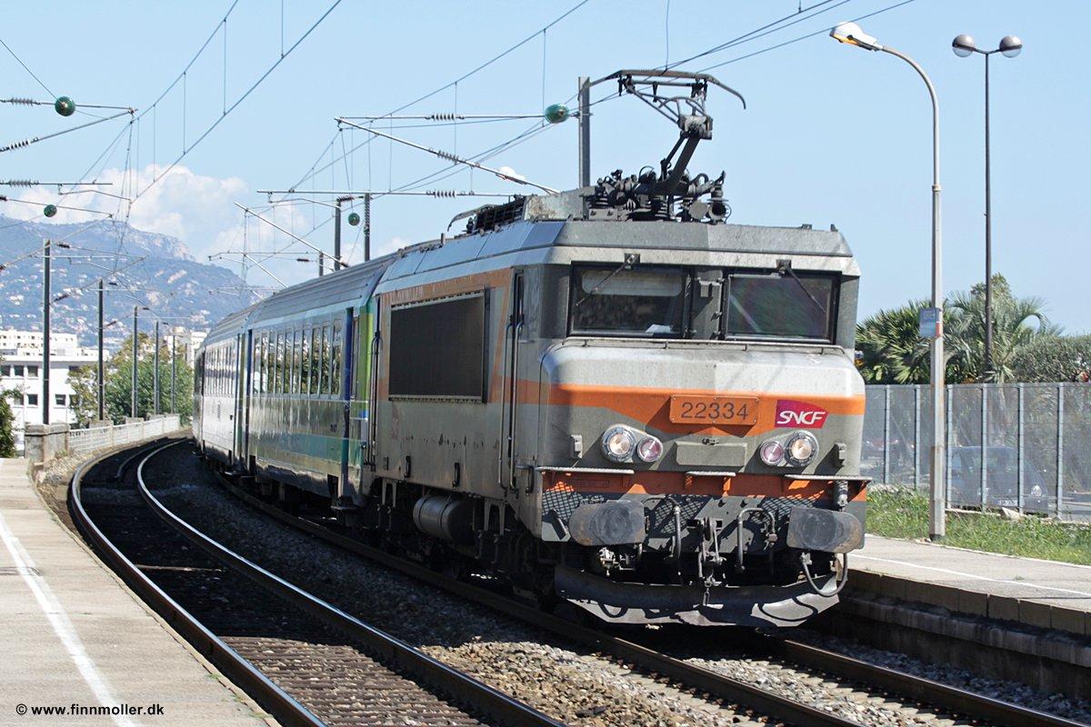 SNCF BB 22334