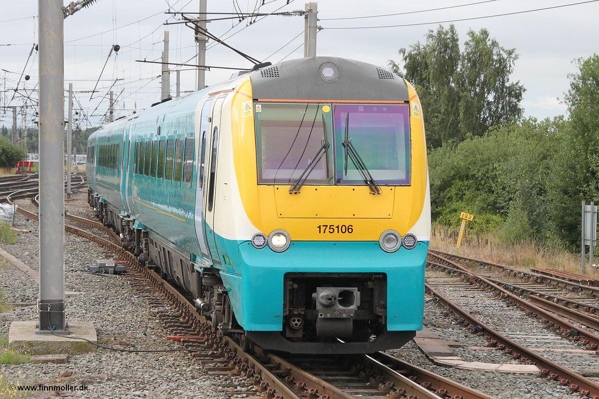 Arriva Train Wales 175 106