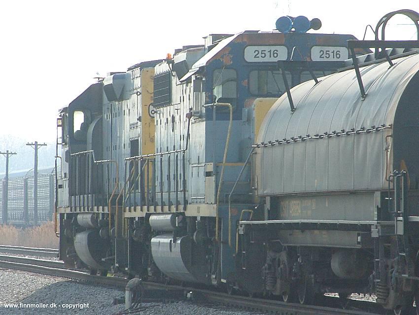 Train Travel I Usa
