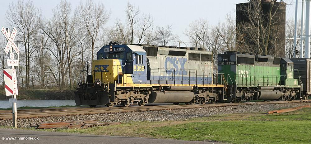 Train Travel In Ohio