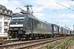 Modern european locomotives
