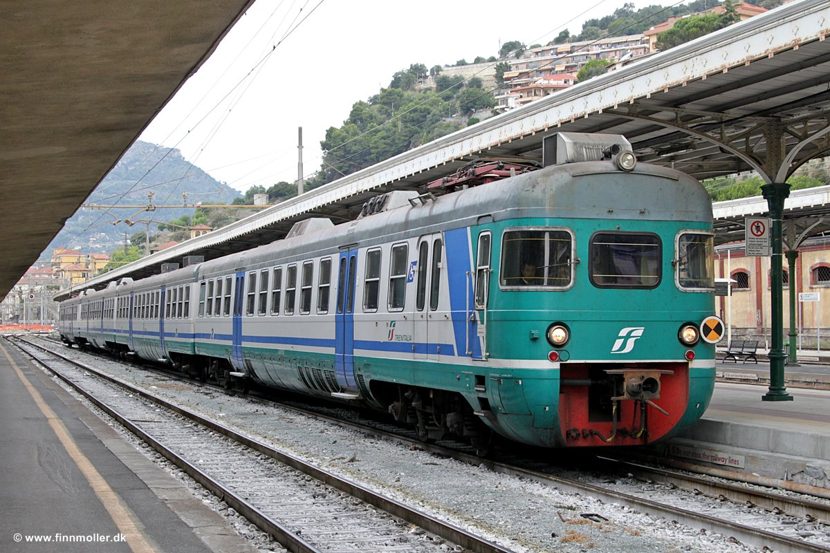 Состав компании Trenitalia, Италия